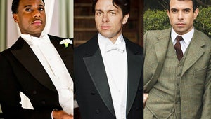 Keck's Exclusives: The Dapper New Men of Downton Abbey