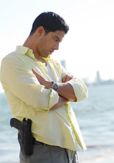 "CSI: Miami - Season 5, ""Death Pool 100"" - Adam Rodriguez"