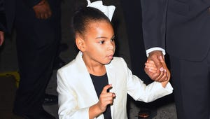 Sorry, That Viral Image of Blue Ivy at the Grammys Is Fake