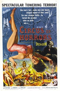 Circus of Horrors as 2nd Roustabout