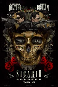 Sicario: Day of the Soldado as Isabela Reyes