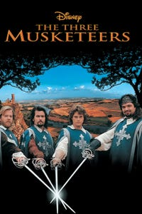 The Three Musketeers as Athos