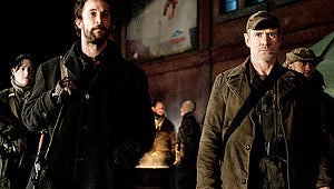 On the Set: Falling Skies Amps Up the Sci-Fi Action in Season 2