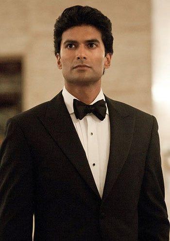 "Covert Affairs - Season 2 - ""World Leader Pretend"" - Sendhil Ramamurthy as Jai Wilcox"