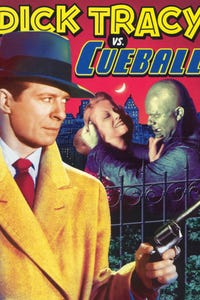 Dick Tracy vs. Cueball as Cop