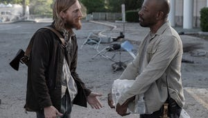 Fear the Walking Dead Just Aired the Most Important Dwight and Morgan Episode Yet