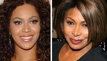 Beyoncé and Tina Turner to Just Duet?