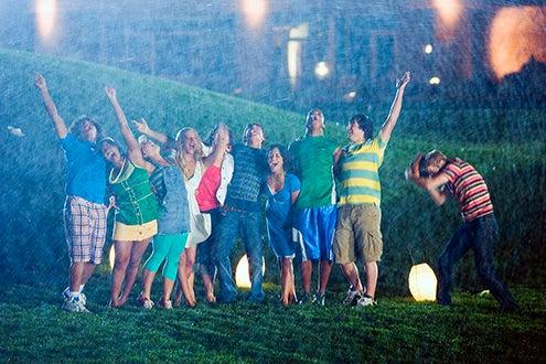 High School Musical 2 - Corbin Bleu, Monique Coleman, Olesya Rulin, Ashley Tisdale, KayCee Stroh, Zac Efron,Vanessa Hudgens,Chris Warren Jr., Ryne Sanborn and Lucas Grabeel