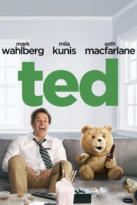 Ted as Frank