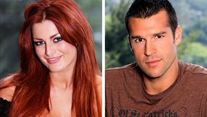 Big Brother's Brendon and Rachel Soap Up for The Bold and the Beautiful