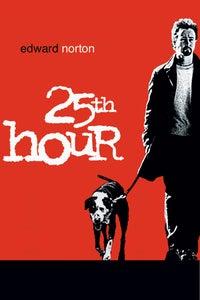 25th Hour as Jakob Elinsky