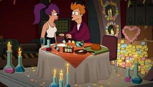 The Wednesday Playlist: Futurama's Final Season, Cleveland Goes Live