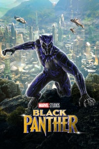 Black Panther as T'Challa/Black Panther