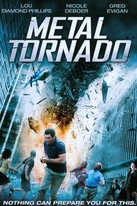 Metal Tornado as Michael Edwards