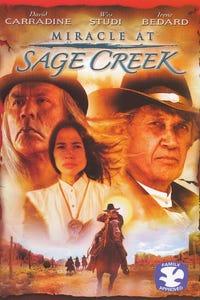 Miracle at Sage Creek as John