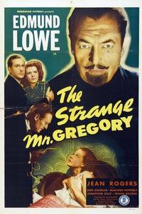 The Strange Mr. Gregory as Blair