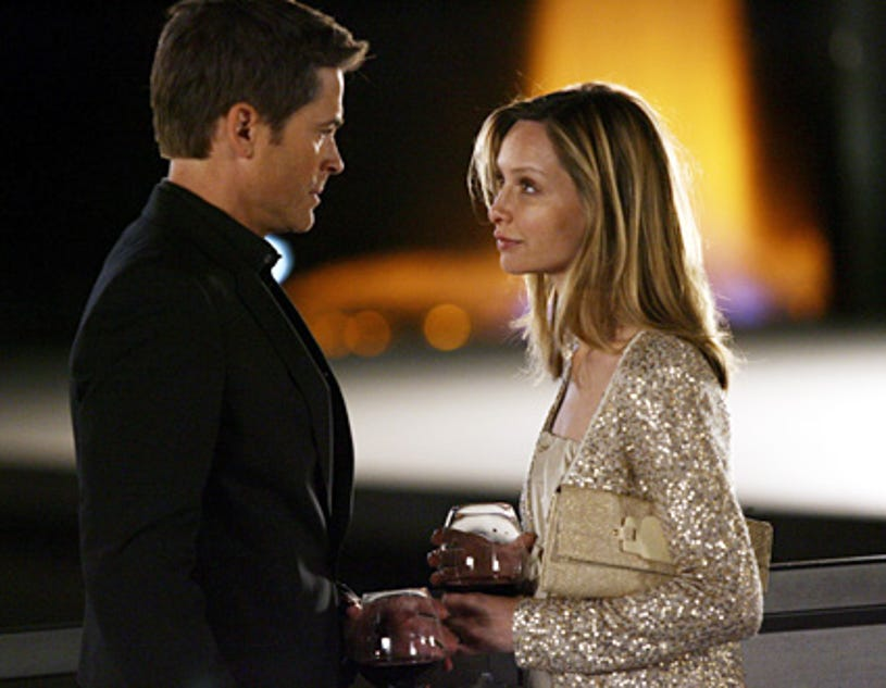 """Brothers & Sisters - """"Favorite Son"""" - Rob Lowe, Calista Flockhart"""