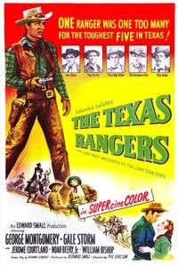 The Texas Rangers as The Sundance Kid