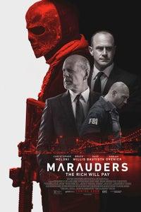 Marauders as Agent Jonathan Montgomery
