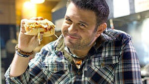 Video: What Can Man Vs. Food's Adam Richman No Longer Stomach?