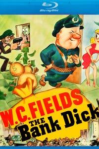 The Bank Dick as Mackley Q. Greene