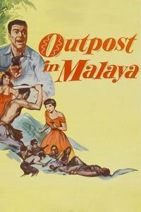 Outpost in Malaya as Jim Frazer