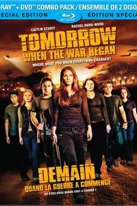 Tomorrow, When the War Began as Fiona Maxwell