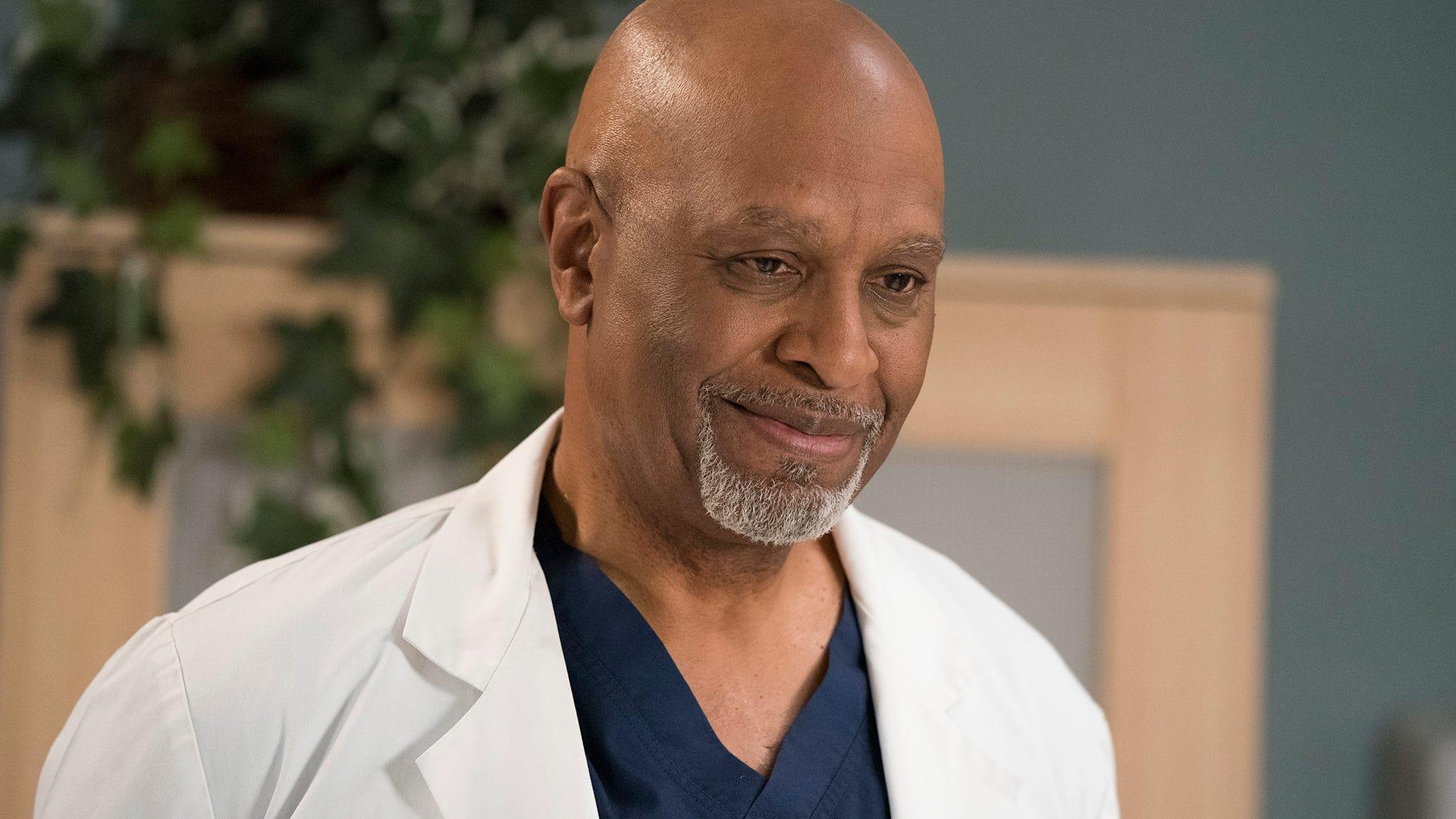 James Pickens Jr., Grey's Anatomy