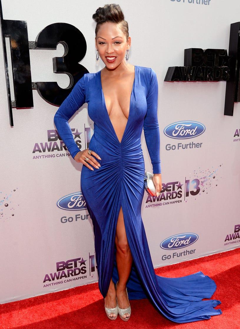 Meagan Good - 2103 BET Awards in Los Angeles, California, June 30,