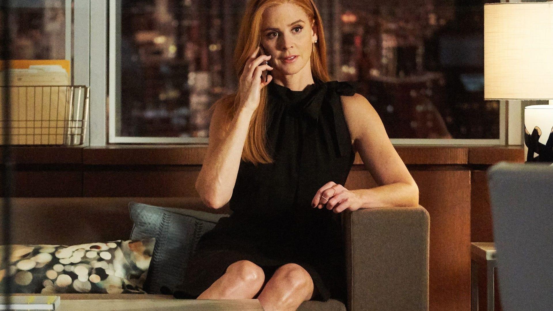 Sarah Rafferty, Suits