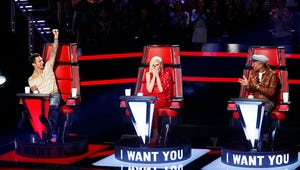 The Voice Exclusive: Watch the Coaches' Hilarious Behind-the-Scenes Antics