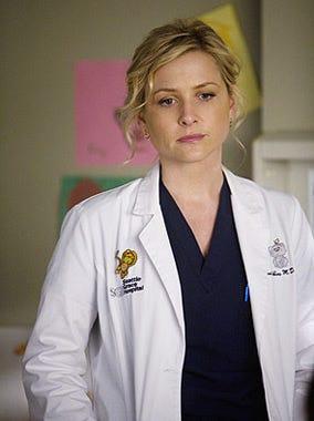 "Grey's Anatomy - Season 5 - ""Sweet Surrender"" - Jessica Capshaw"