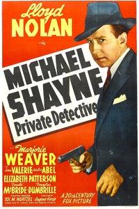 Michael Shayne, Private Detective as Harry Grange