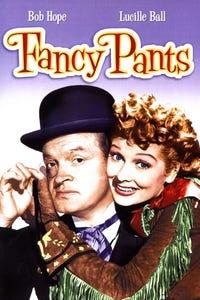 Fancy Pants as Maj. Fogarty