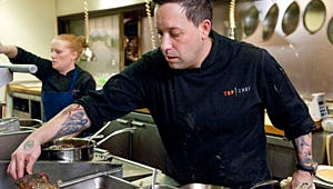 Top Chef's Mike: I Thought I Won