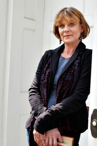 Samantha Bond as Miss Moneypenny