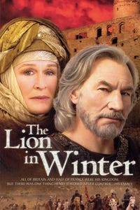 The Lion in Winter as Eleanor of Aquitaine