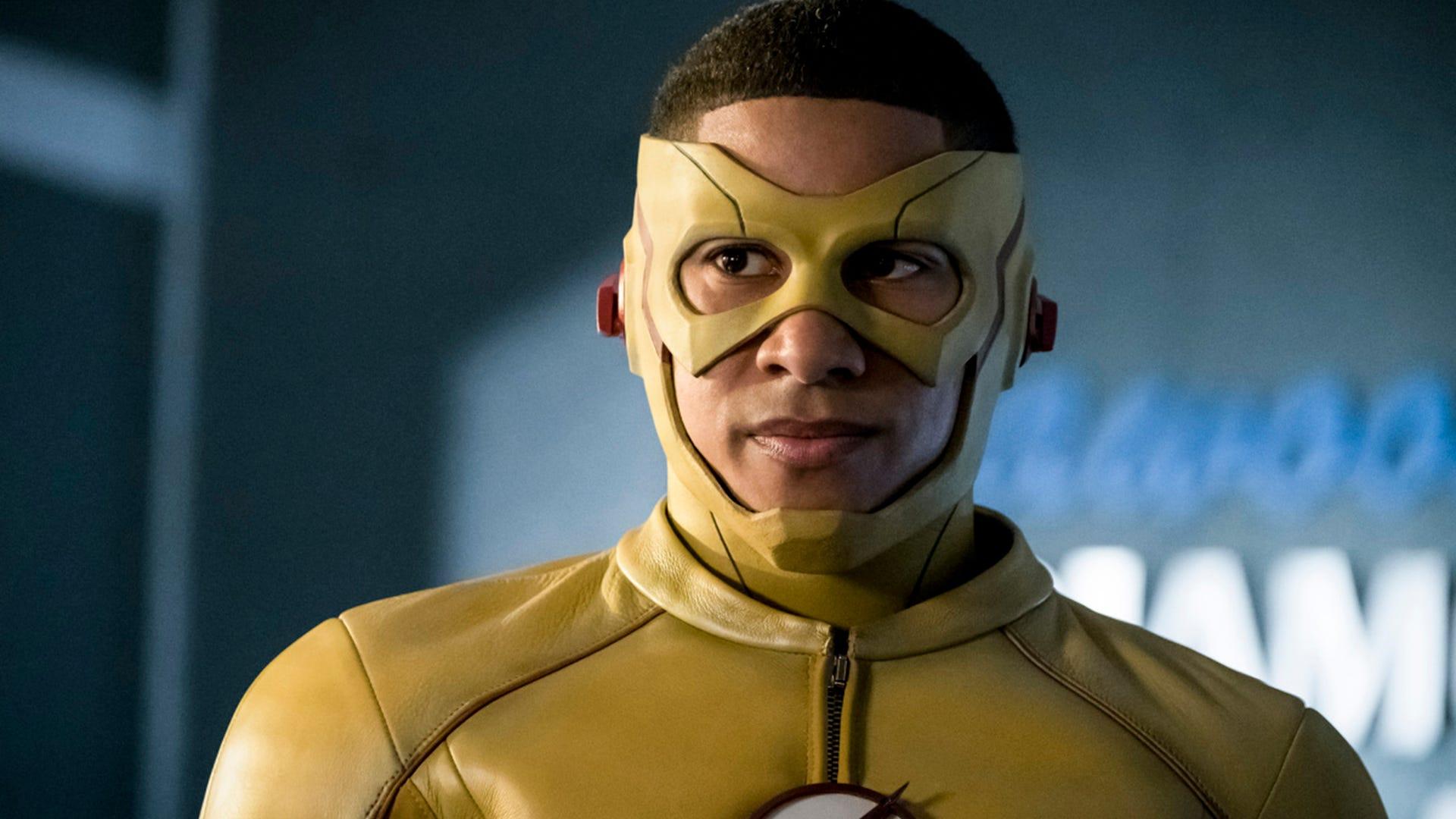 Keiynan Lonsdale, The Flash