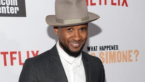 Surprise! Usher And His Girlfriend Eloped Before Jetting to Cuba