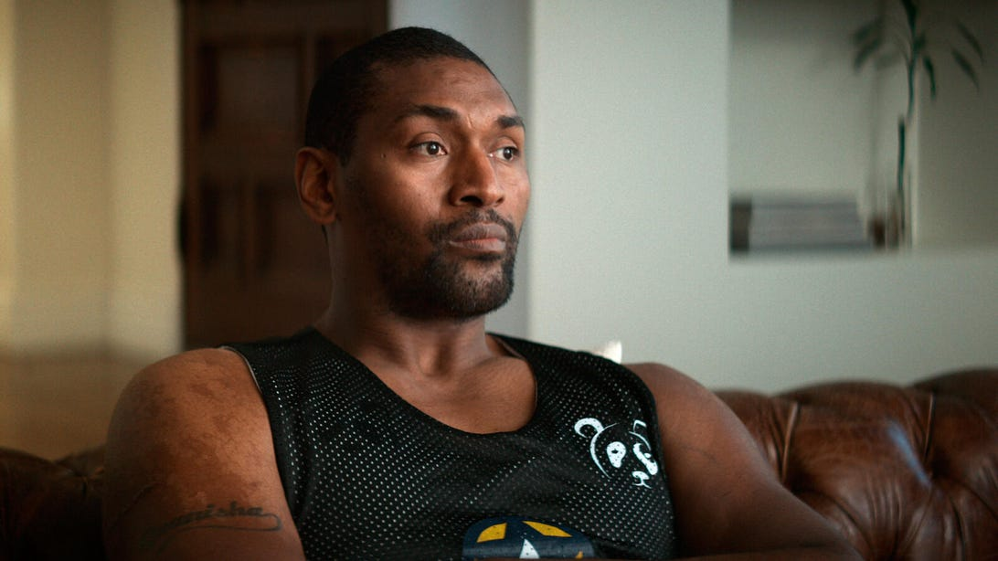 Ron Artest, Untold: Malice at the Palace