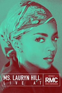Ms. Lauryn Hill: Live at RMC