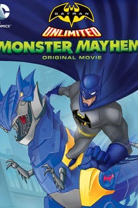 Batman Unlimited: Monster Mayhem as Silver Banshee