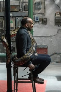 K. Todd Freeman as Arthur Cartwell