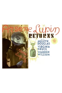 Arsene Lupin Returns as Chief of DCI