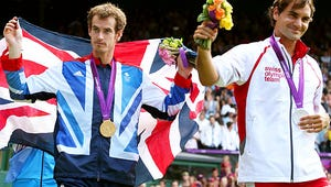 Olympic Moment: Roger Federer vs. Andy Murray, the Rematch --- Who Won?
