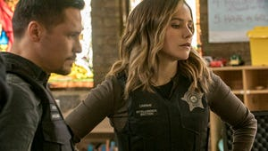 """Chicago P.D. Exclusive: Why Does Erin Need to """"Watch Her Back"""" Around Rixton?"""