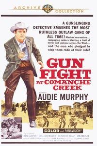 Gunfight at Comanche Creek as Telegraph Clerk