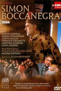 Placido Domingo in Simon Boccanegra