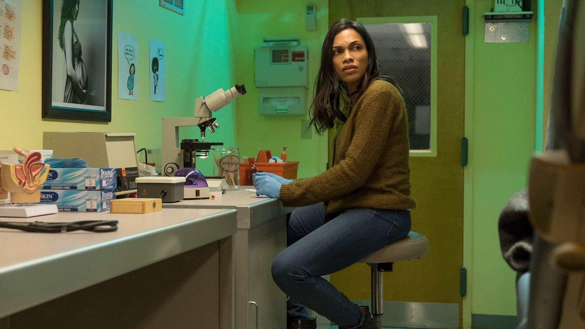 Rosario Dawson, Marvel's Luke Cage
