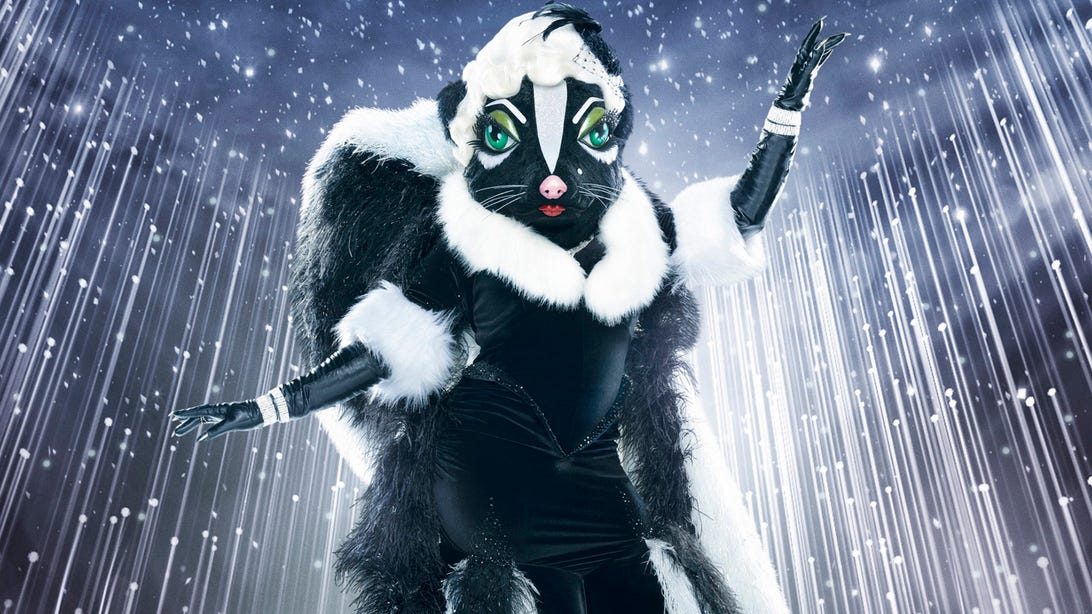 Skunk, The Masked Singer